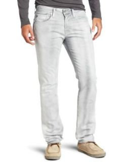 AG Adriano Goldschmied Mens Matchbox Slim Straight Jean