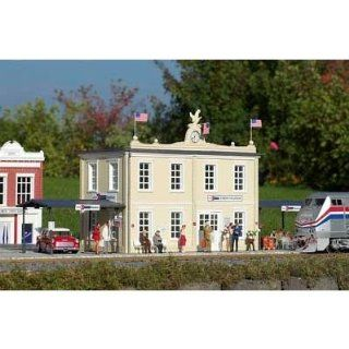 UNION STATION   PIKO G SCALE MODEL TRAIN BUILDINGS 62028