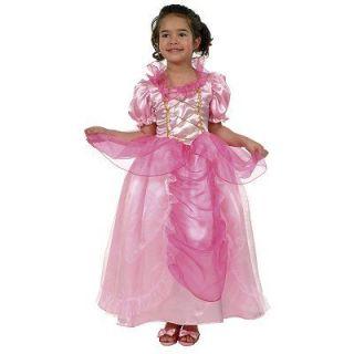 robe rose Présentée sur cintre. Pour enfant à partir de 116 cm
