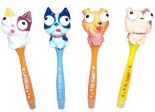 Pet Novelty Pen, Single Pen, Assorted Designs (183 6)