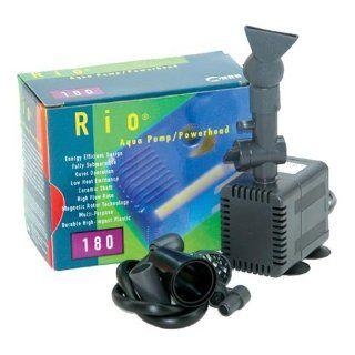 RIO MINI 180 AQUA PUMP POWER HEAD (120GPH)