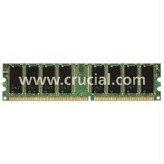 Crucial Technology 512MB 184 Pin PC2100 266Mhz DIMM DDR