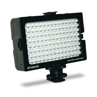 Polaroid 112 bulb LED Light with Barndoors