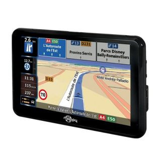Mappy Ulti 500 Europe Guide du Routard   Achat / Vente GPS AUTONOME