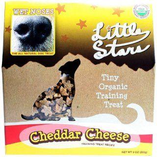 Wet Noses Little Stars Cheddar Organic Dog Training Treats