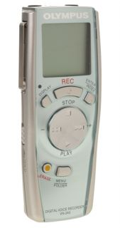 Olympus VN 240 Handheld Digital Voice Recorder (Refurbished