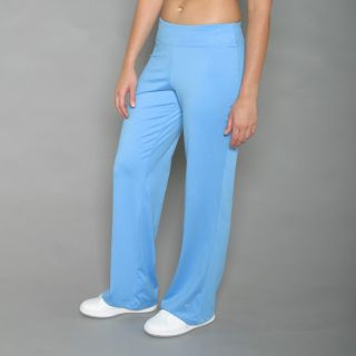 Champion Womens Baby Blue Knit Pants