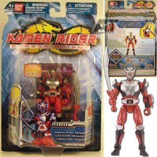 Kamen Rider Dragon Knight 4 inch Collectible Figure: Toys
