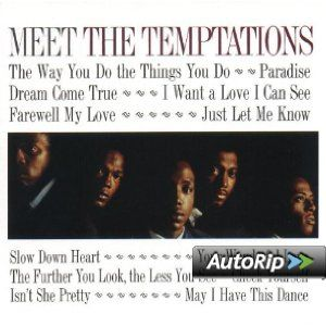 Meet the Temptations Temptations Music
