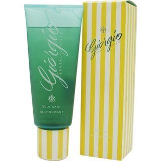Giorgio Beverly Hills Giorgio Womens 6.7 ounce Body Wash
