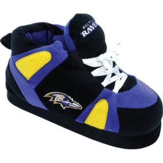 Mens Comfy Feet Baltimore Ravens 01 Black/Purple Today $34.95