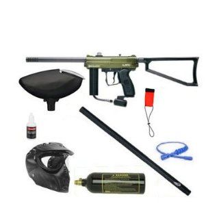 Spyder MR1 Sniper Bronze Package Olive: Sports & Outdoors