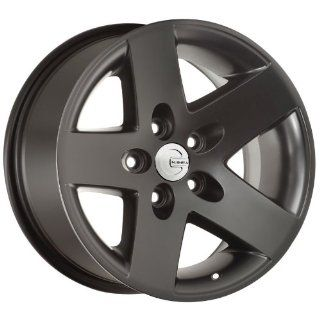 17x8 Mamba Type MR1 (Black) Wheels/Rims 5x114.3 (MAMR1 7865B+20