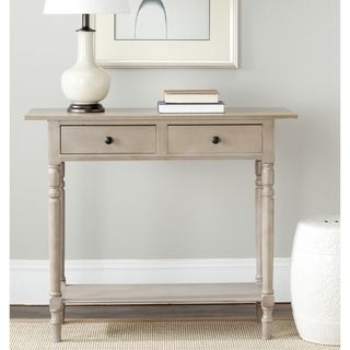 Cape Cod Grey 2 drawer Console Table