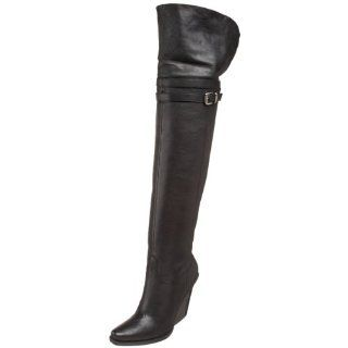 Jessica Simpson Womens Forester Boot,Black,5 M US Shoes