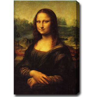 Leonardo da Vinci Mona Lisa Oil on Canvas Art