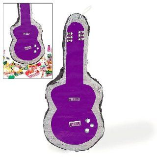 Rock Star Guitar Pinata: Toys & Games