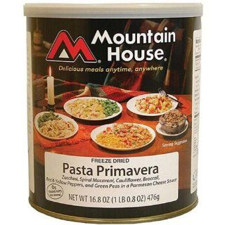 Mountain House Pasta Primavera #10 Can Freeze Dried Food