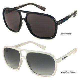 Diesel DS0203 Mens (Unisex) Aviator Sunglasses
