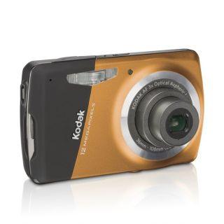 KODAK Easyshare M530 Orange pas cher   Achat / Vente appareil photo