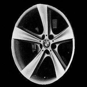 04 05 BMW 525I 525 i ALLOY WHEEL RIM 19 INCH, Diameter 19, Width 8