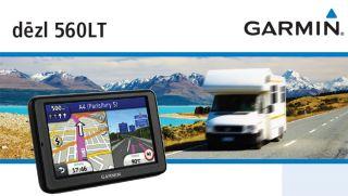 GPS Garmin dēzl 560 LT camping car et poids lourd   Achat / Vente GPS