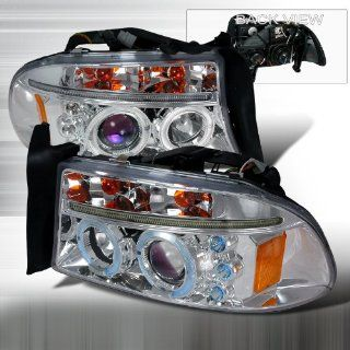 97 98 99 00 01 02 03 04 Dodge Durango Dakota Projector Headlights