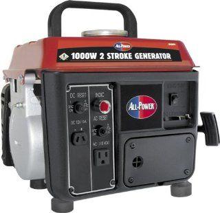 All Power America APG3004 1000 Watt 2 Cycle Gas Powered