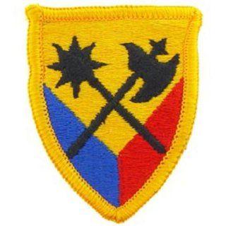 U.S. Army 194th Armored Brigade Black & Yellow 3 Sports