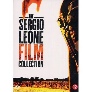 COFFRET 3 DVD SERGIO LEONE en DVD FILM pas cher