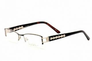 Nicole Miller ASTOR Eyeglasses C01 Black/Black: Clothing