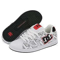 DC Rob Dyrdek W White/Black/Athletic Red