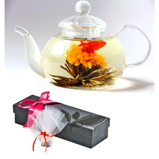 Tea Beyond Rarest High Mountain Blooming Tea Intimate Jasmine Gift Set