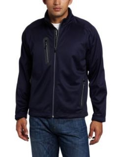 Zero Restriction Mens Highland Jacket Soft Shell Jacket