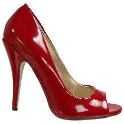 Glaze by Adi Womens Peep toe Pumps