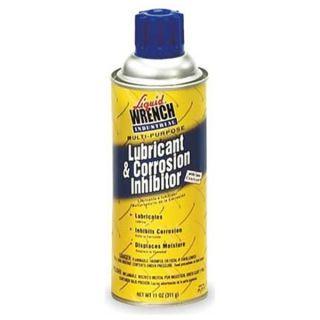 Liquid Wrench Industrial PL211 Lubricant/Corrosion Inhibitor, 11 Oz