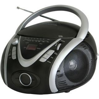 Naxa Portable /CD Player with AM/FM Stereo Radio & USB Input