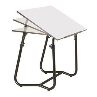 Studio Design Tech Drafting Table Black