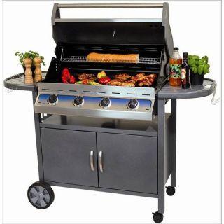 Barbecue gaz 4 brûleurs CADAC   Achat / Vente BARBECUE   PLANCHA