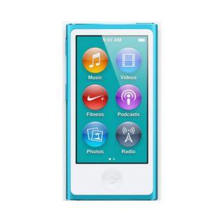 New IPOD NANO 16 Go BLUE Génération 7   Achat / Vente BALADEUR