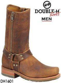 Double H Boots ICE Harness Zipper DH1601 Mens Folklore Shoes