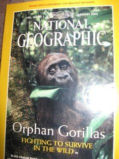 National Geographic Magazine February, 2000, Volume 197, No. 2