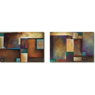 Mari Giddings Satori Canvas Canvas Art Set
