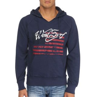 WEST SURF CALIFORNIA Sweat H Marine   Achat / Vente SWEATSHIRT WEST
