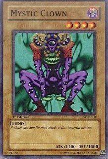 YuGiOH Starter Deck Yugi Mystic Clown SDY 019 Common [Toy