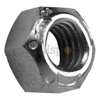 DrillSpot 70801 9/16 12 18 8 Stainless Steel Top Lock Nut Be the