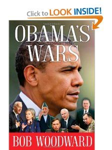 Obamas Wars Bob Woodward 9781439172490 Books