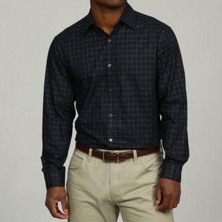 MICHAEL Michael Kors Mens Benson Check Woven Shirt