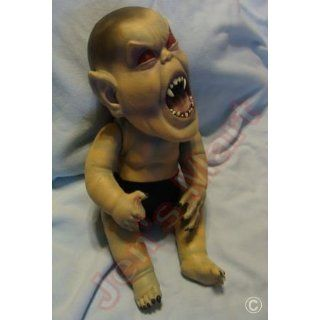 Halloween Prop Demon Baby Zombie Vamp Doll Everything