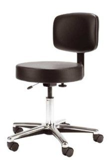 United Chair Medical Stool with Back